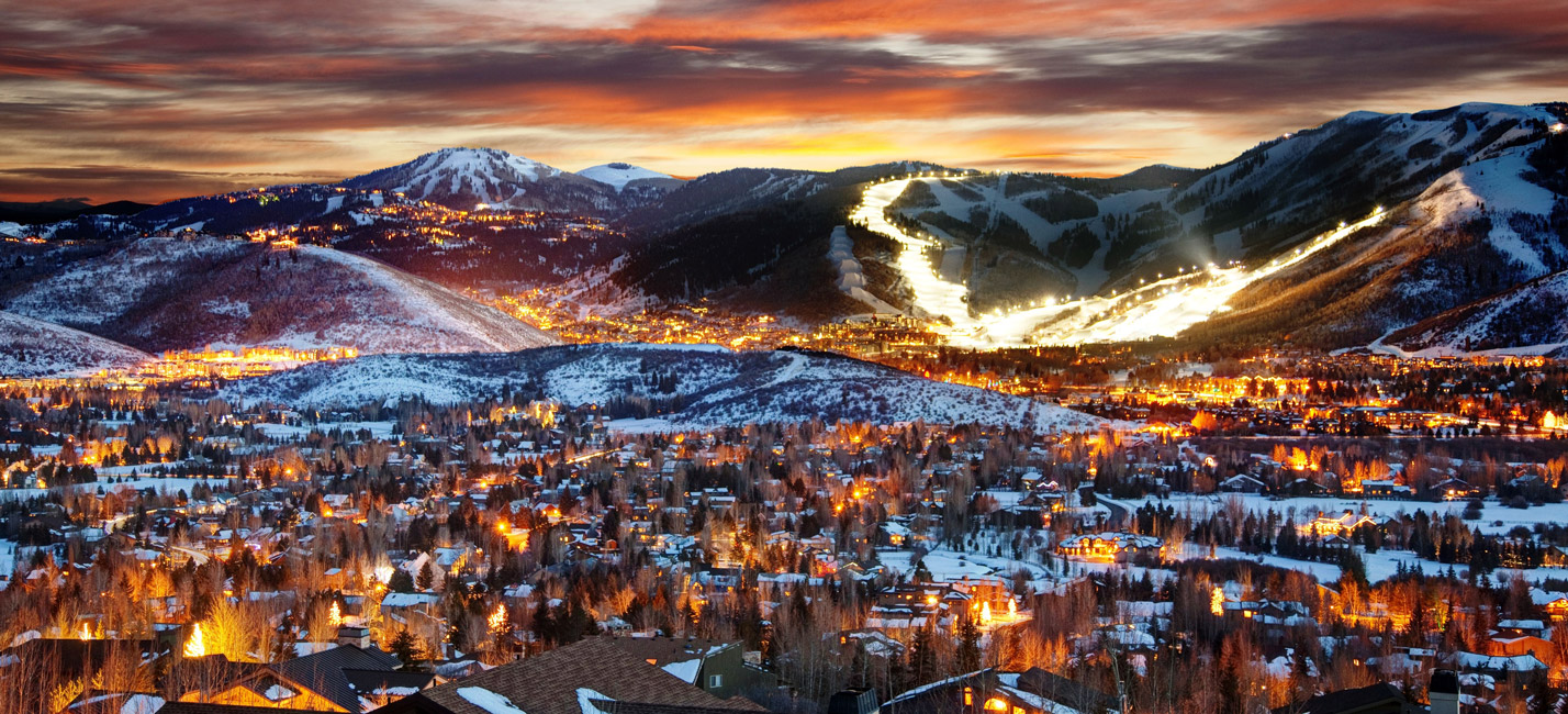 Park City, Utah is visually gorgeous and it offers spectacular skiing opportunities