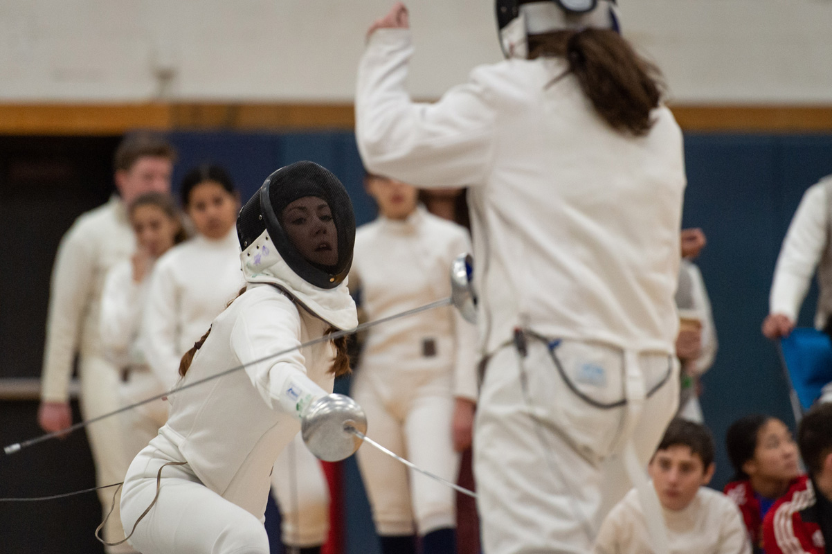 Tenth fencing image
