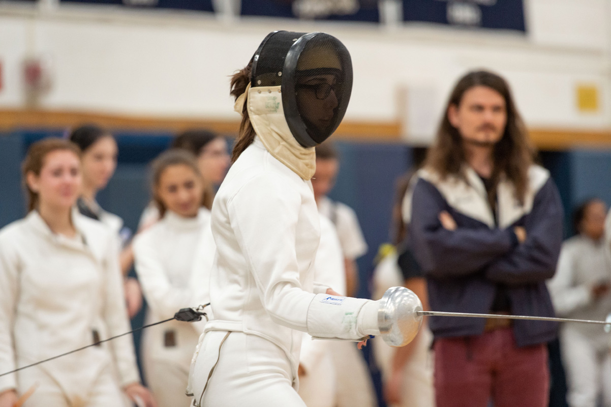 17th fencing image