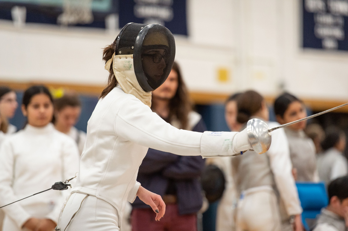 18th fencing image