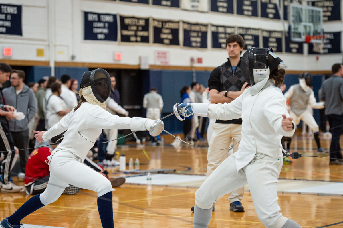 25th fencing image