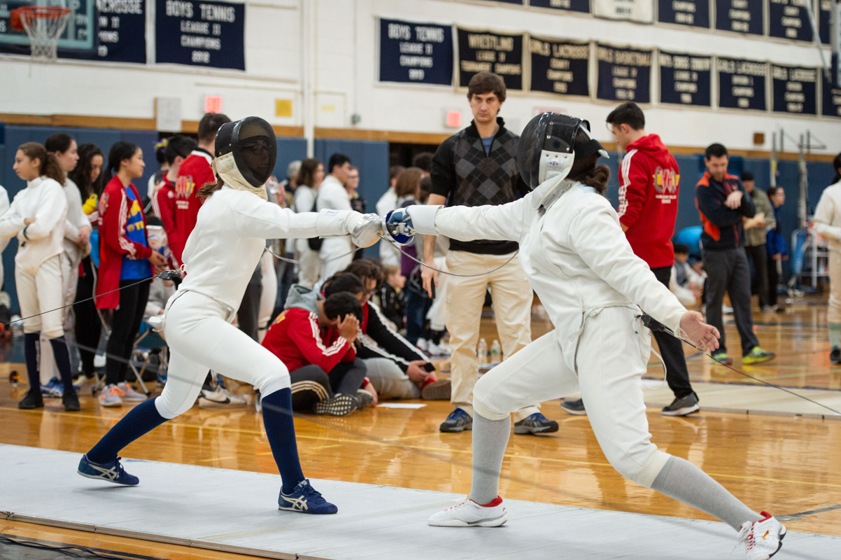 26th fencing image