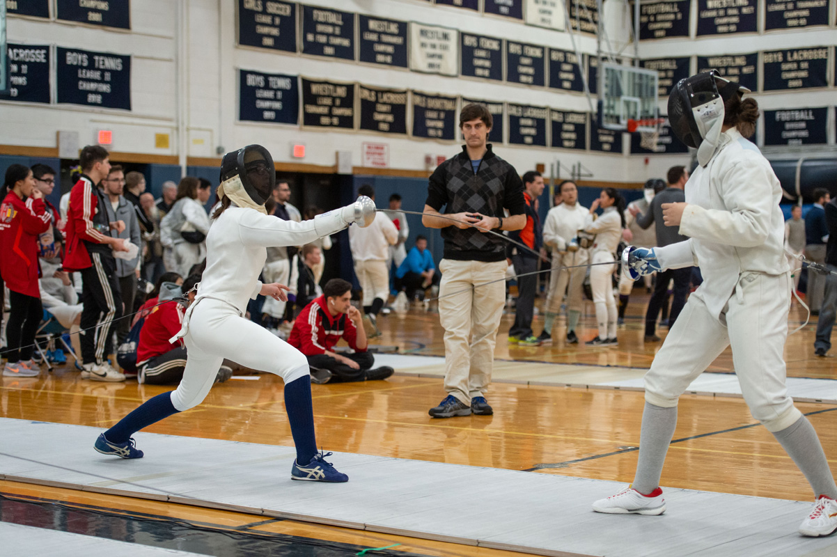 27th fencing image