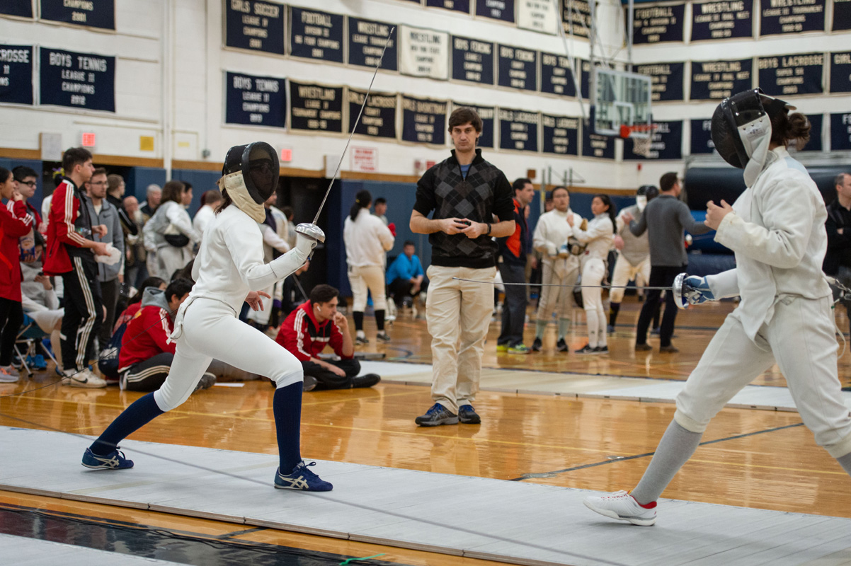 28th fencing image