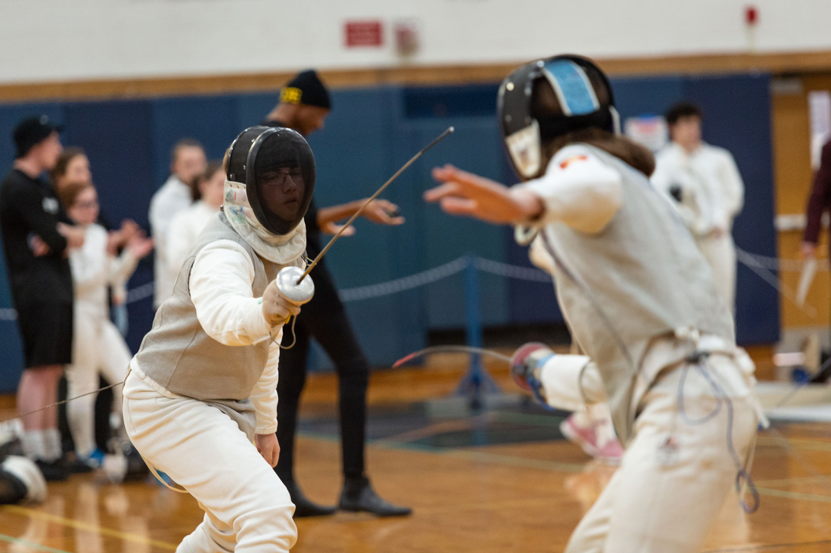 30th fencing image