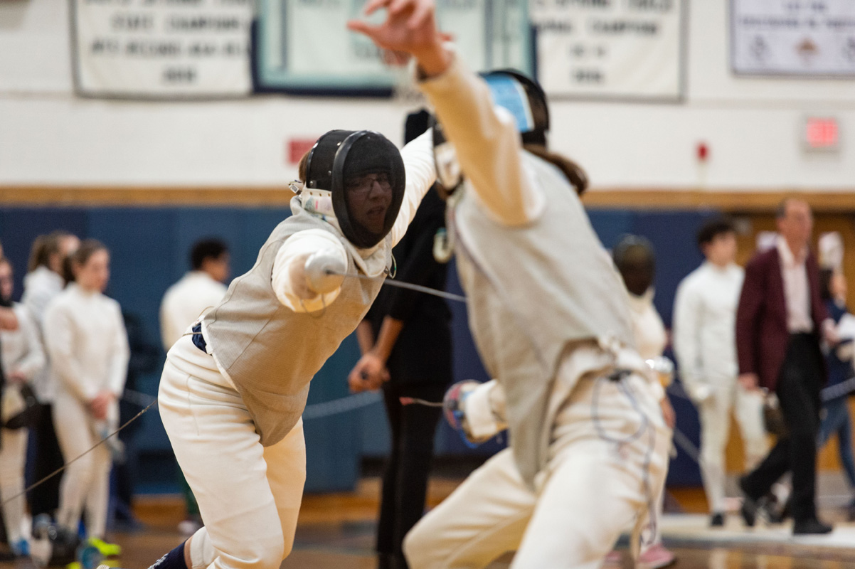 35th fencing image