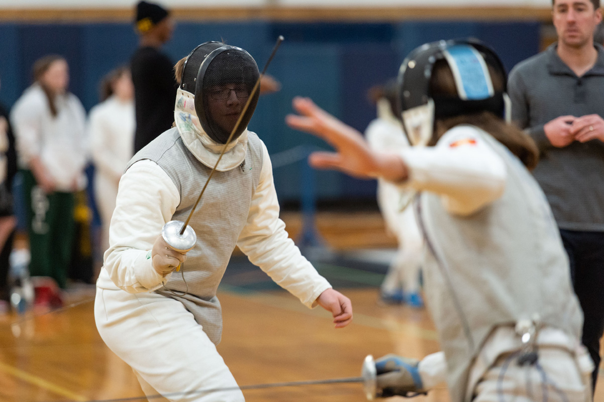 36th fencing image