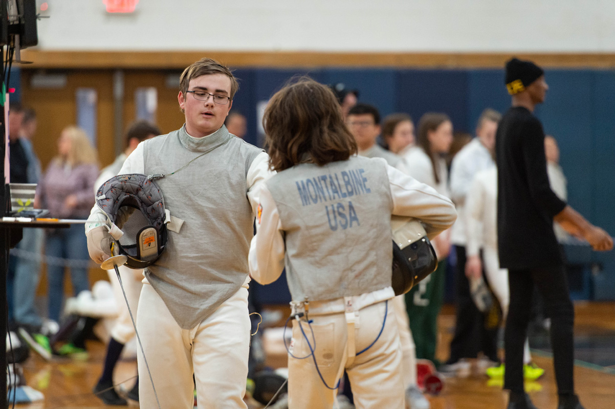 37th fencing image