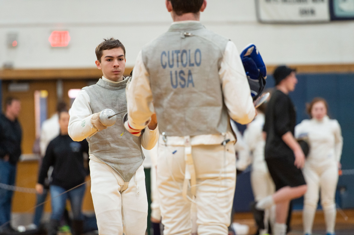 38th fencing image