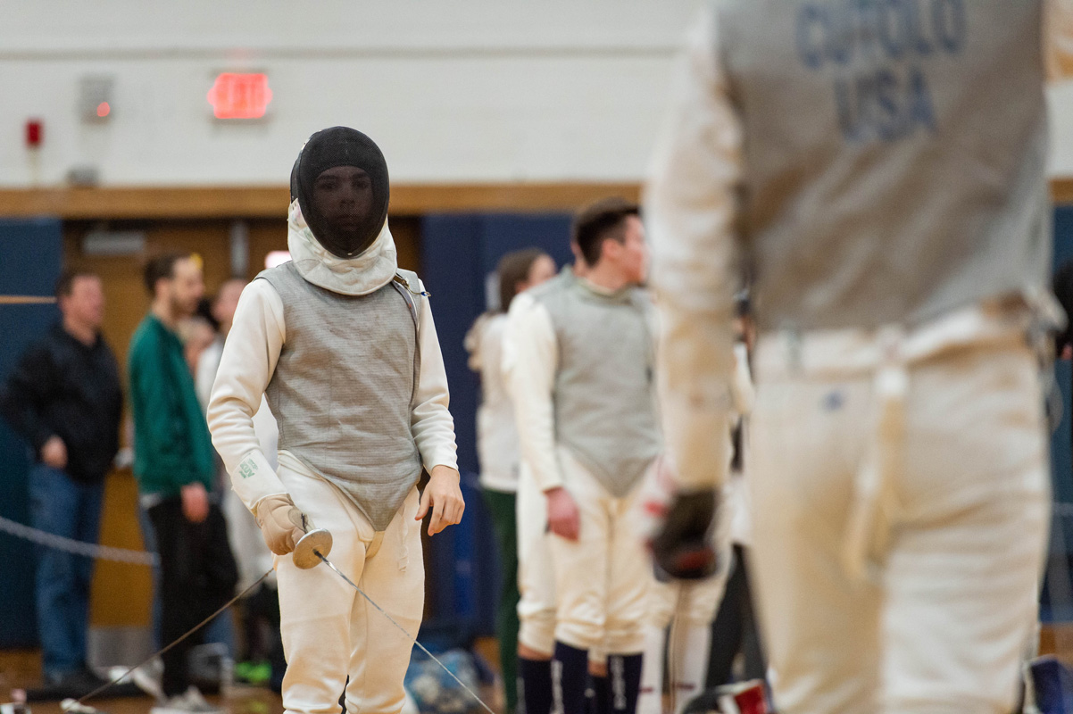 39th fencing image