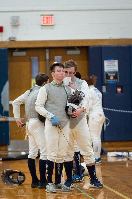 43th fencing image