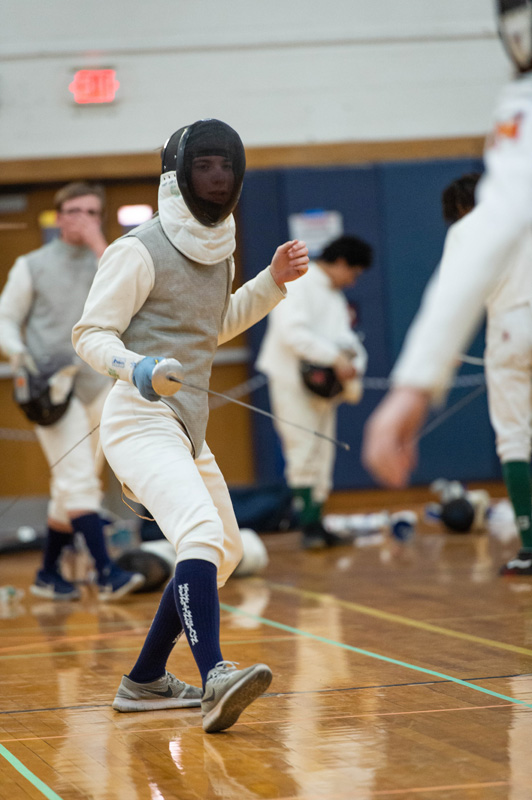45th fencing image