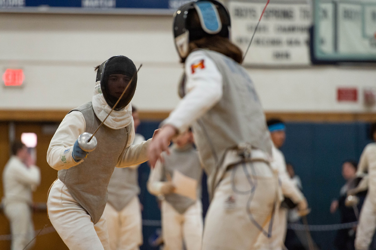 48th fencing image
