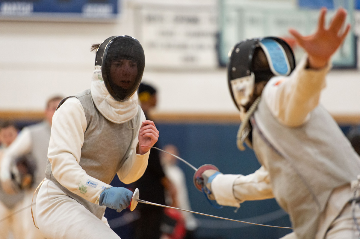 54th fencing image