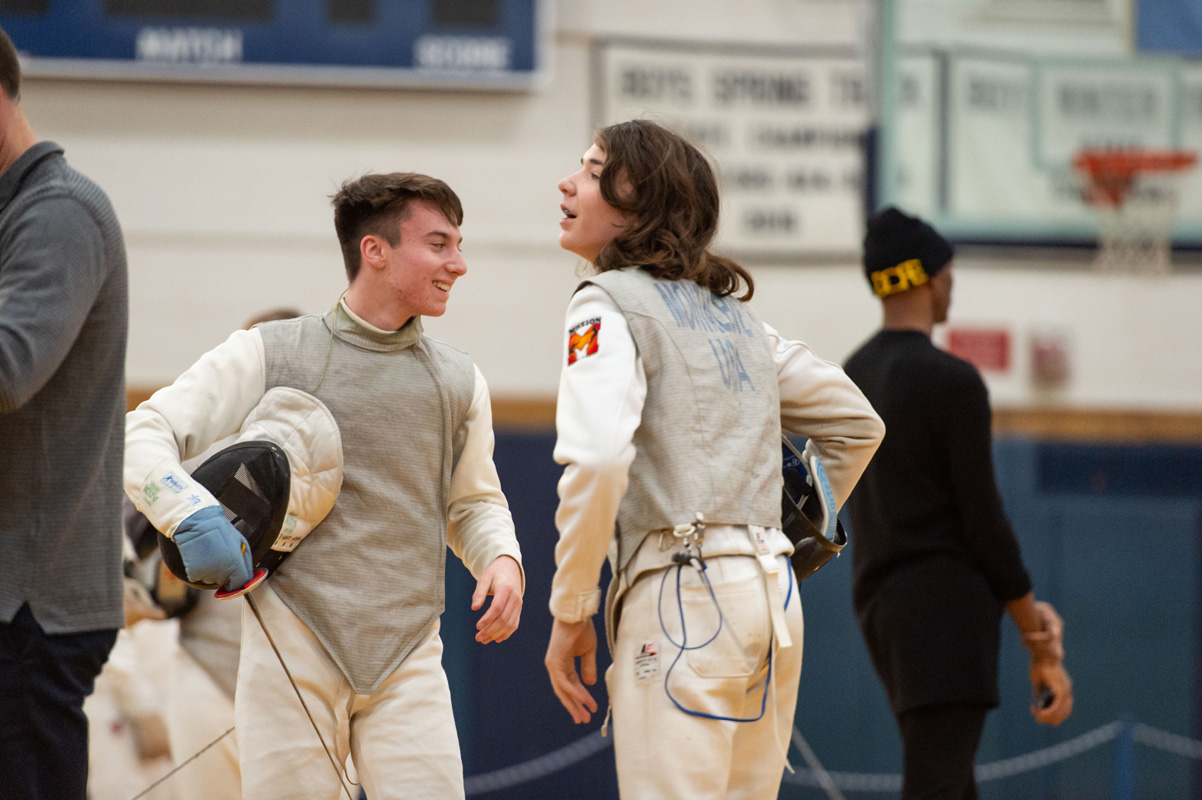 55th fencing image