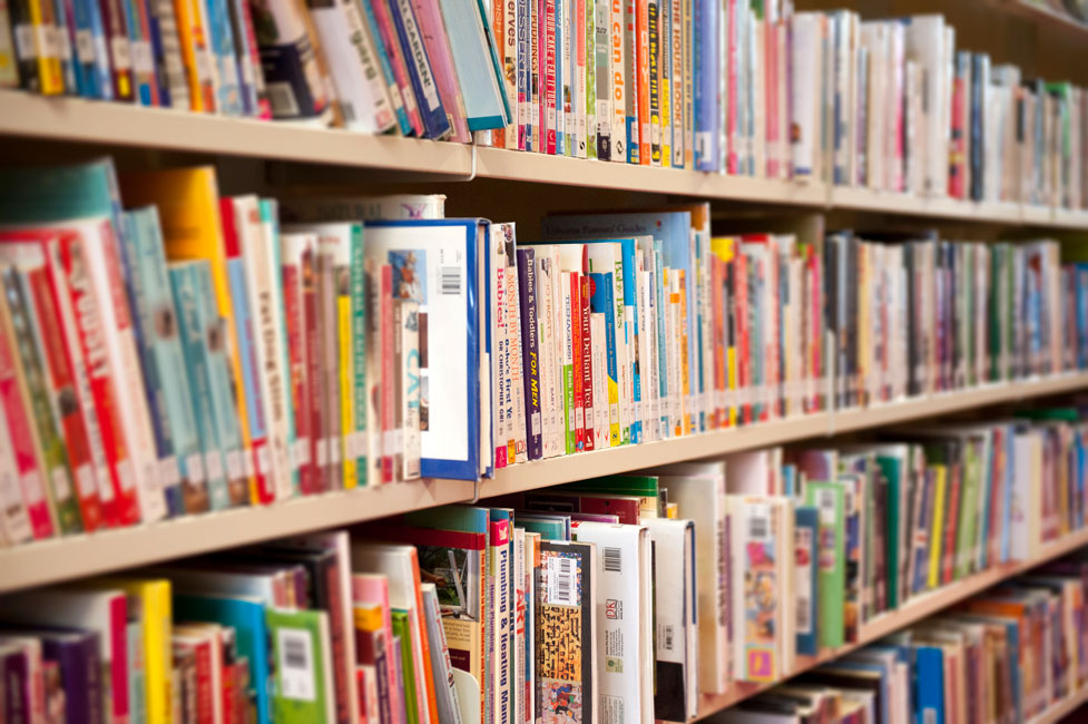 The Huntington School Board approved a new elementary library program for the 2019-20 school year